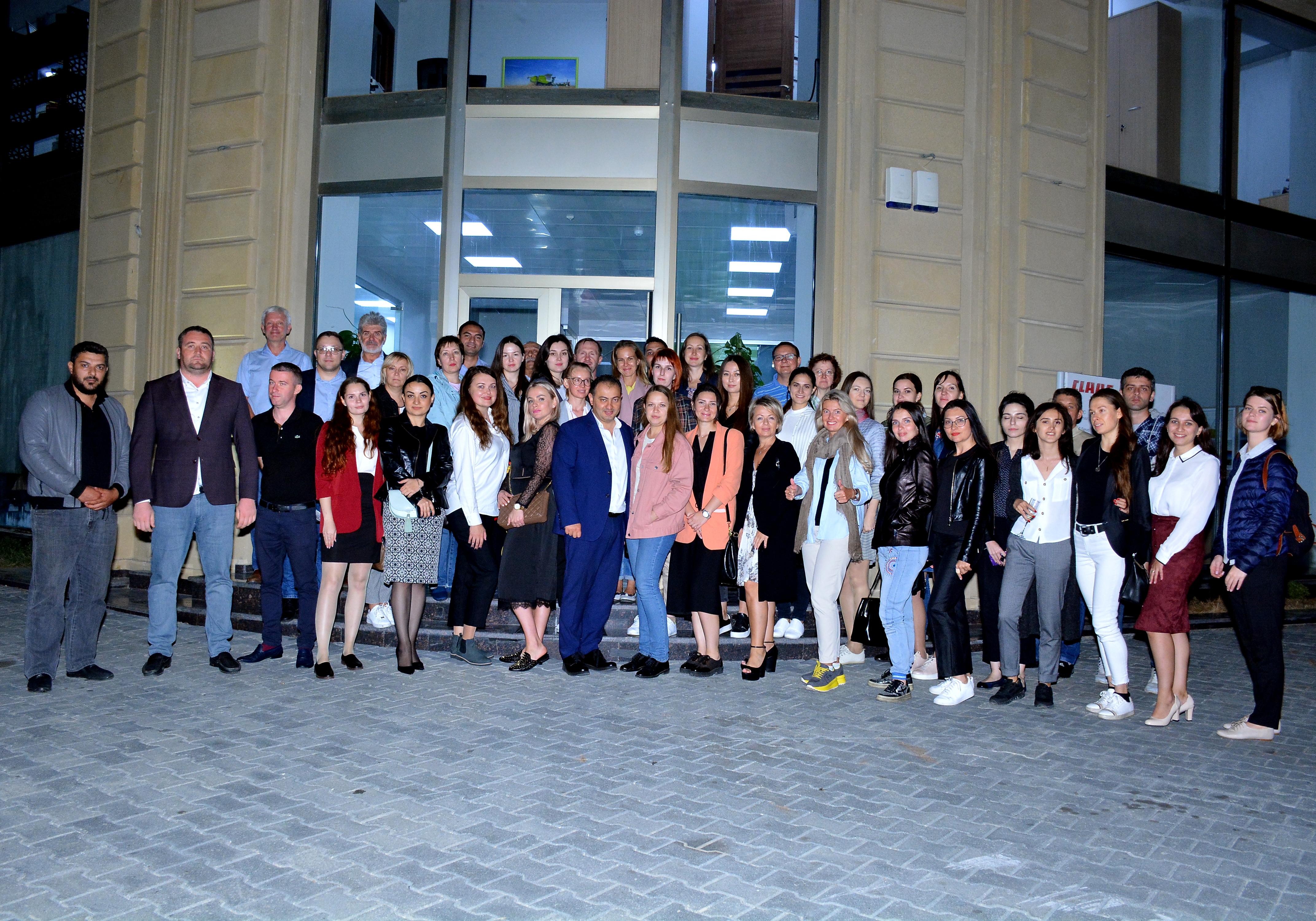 Зустріч представників маркетингових служб дилерської мережі Східної Європи 2019