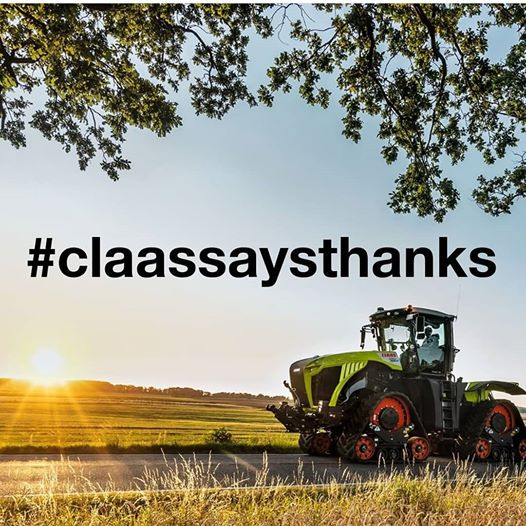 Дякуємо аграріям!